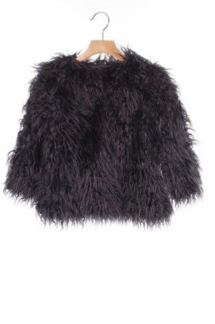 Детско палто Minoti, Размер 2-3y/ 98-104 см, Цвят Сив, Акрил, полиестер, Цена 43,49лв.