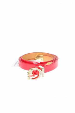 Curea Guess, Culoare Roșu, Piele ecologică, Preț 119,37 Lei
