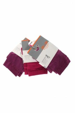 Set Oviesse, Mărime 5-6y/ 116-122 cm, Culoare Roz, 50% poliamidă, 46% bumbac, 4% elastan, Preț 34,81 Lei