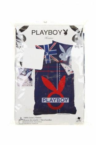 Комплект спално бельо Playboy, Цвят Многоцветен, Памук, Цена 66,24лв.