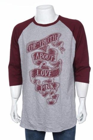 Мъжка блуза AS Colour, Размер XL, Цвят Сив, Памук, Цена 6,25лв.