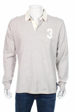 Bluză de bărbați Mo, Mărime L, Culoare Gri, Bumbac, Preț 48,00 Lei