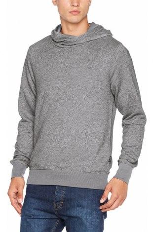 Ανδρική μπλούζα Originals By Jack & Jones, Μέγεθος M, Χρώμα Γκρί, 65% πολυεστέρας, 35% βαμβάκι, Τιμή 5,47€
