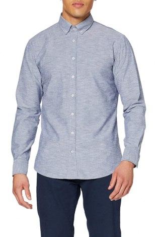 Pánska košeľa  Boss, Veľkosť L, Farba Modrá, Bavlna, Cena  45,08€