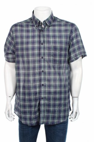 Мъжка риза Lc Waikiki, Размер XL, Цвят Син, Памук, Цена 12,50лв.