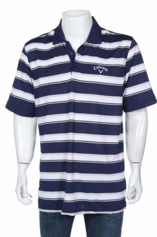 Мъжка тениска Callaway, Размер XL, Цвят Многоцветен, Полиестер, Цена 23,21лв.