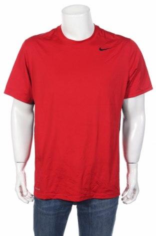Tricou de bărbați Nike, Mărime L, Culoare Roșu, Preț 83,56 Lei