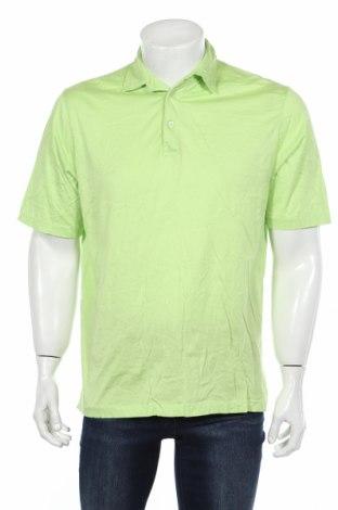 Pánske tričko  Polo By Ralph Lauren, Veľkosť M, Farba Zelená, Bavlna, Cena  9,53€