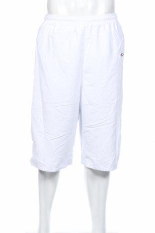 Мъжки къс панталон Champion, Размер XL, Цвят Бял, Цена 9,45лв.