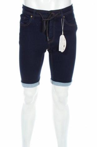 Pánske kraťasy  Edc By Esprit, Veľkosť S, Farba Modrá, 83% bavlna, 15% polyester, 2% elastan, Cena  9,59€