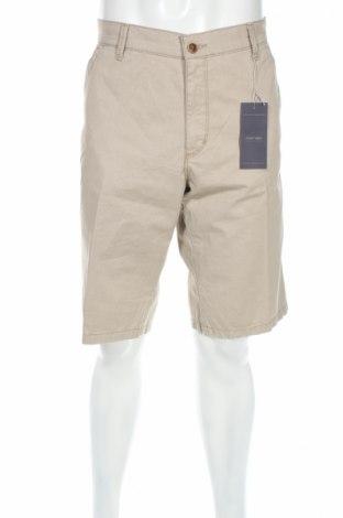 Pánske kraťasy  Pionier, Veľkosť XL, Farba Béžová, 98% bavlna, 2% elastan, Cena  23,71€