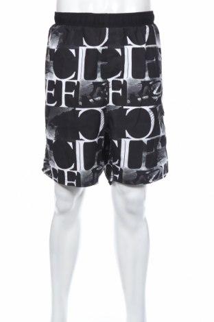 Pantaloni scurți de bărbați Target, Mărime XXL, Culoare Negru, Poliester, Preț 42,44 Lei