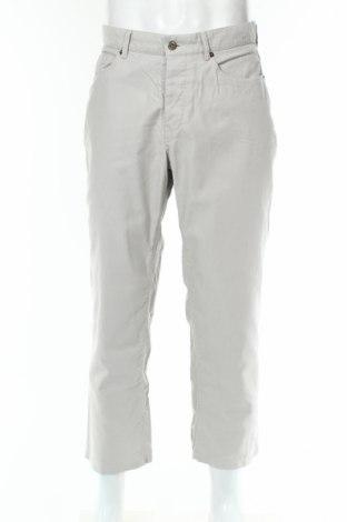 Мъжки панталон Marks & Spencer Autograph, Размер L, Цвят Бежов, Памук, Цена 9,10лв.