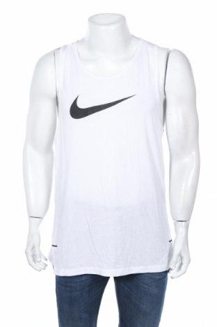 Férfi trikó Nike, Méret XL, Szín Fehér, 75% poliészter, 12% viszkóz, 13% pamut, Ár 6048 Ft