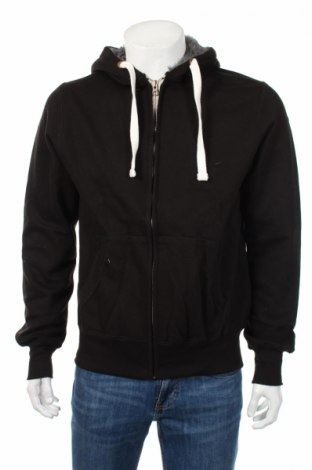 Pánska mikina  Awdis, Veľkosť L, Farba Čierna, 80% bavlna, 20% polyester, Cena  16,60€