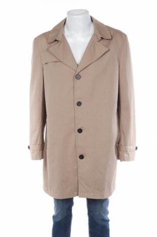 Pánský kabát  Montego, Rozměr 3XL, Barva Béžová, Bavlna, Cena  1130,00Kč