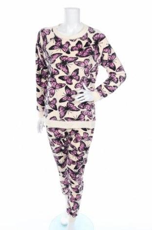 Пижама, Размер M, Цвят Многоцветен, Полиестер, Цена 31,68лв.