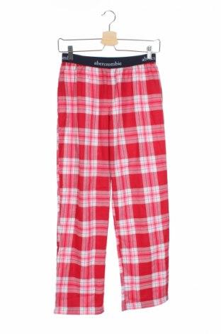 Пижама Abercrombie Kids, Размер 13-14y/ 164-168 см, Цвят Многоцветен, Полиестер, Цена 44,85лв.