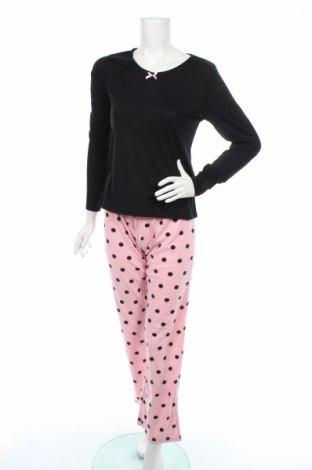 Pyžamo  Adore, Rozměr S, Barva Černá, 65% polyester, 35% bavlna, Cena  447,00Kč