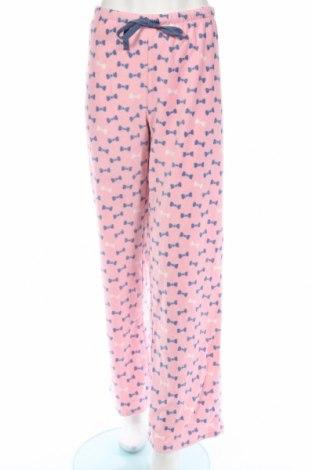 Pyžamo Agora, Veľkosť L, Farba Ružová, 65% polyester, 35% bavlna, Cena  9,07€