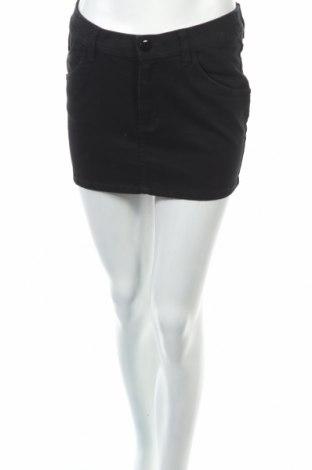 Φούστα, Μέγεθος S, Χρώμα Μαύρο, 98% βαμβάκι, 2% ελαστάνη, Τιμή 3,91€