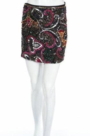 Φούστα Glamorous, Μέγεθος XS, Χρώμα Μαύρο, Πολυεστέρας, Τιμή 4,56€