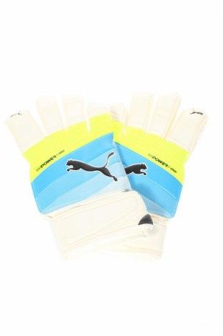 Mănuși pentru fotbal PUMA, Culoare Alb, Preț 73,26 Lei