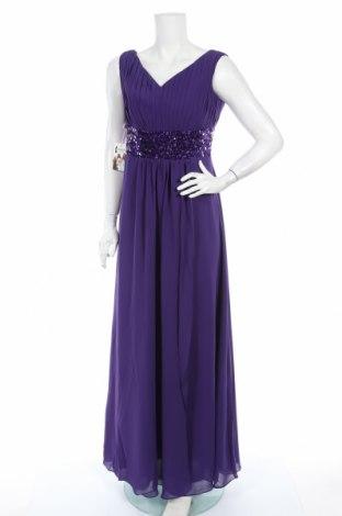 Φόρεμα Astrapahl, Μέγεθος M, Χρώμα Βιολετί, 95% πολυεστέρας, 5% ελαστάνη, Τιμή 23,27€