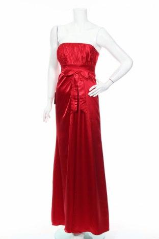 Φόρεμα Astrapahl, Μέγεθος M, Χρώμα Κόκκινο, 97% πολυεστέρας, 3% ελαστάνη, Τιμή 19,67€