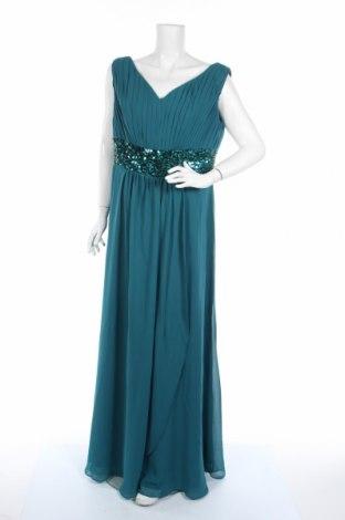 Рокля Astrapahl, Размер XL, Цвят Зелен, 95% полиестер, 5% еластан, Цена 74,82лв.
