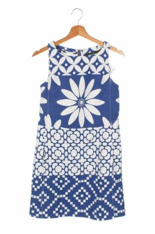 Φόρεμα Desigual by Christian Lacroix, Μέγεθος S, Χρώμα Μπλέ, 77% πολυεστέρας, 23% βαμβάκι, Τιμή 40,16€