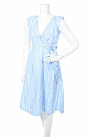 Sukienka Edc By Esprit, Rozmiar XS, Kolor Niebieski, Bawełna, Cena 44,50zł