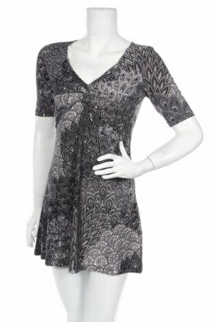 Φόρεμα H, Μέγεθος S, Χρώμα Γκρί, 95% πολυεστέρας, 5% ελαστάνη, Τιμή 4,36€