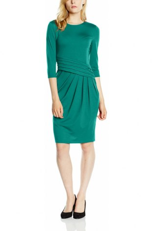 Rochie Hotsquash, Mărime XXL, Culoare Verde, 95% poliester, 5% elastan, Preț 187,90 Lei
