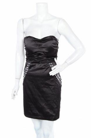 Φόρεμα Usco, Μέγεθος S, Χρώμα Μαύρο, 61% βαμβάκι, 36% πολυεστέρας, 3% ελαστάνη, Τιμή 12,38€