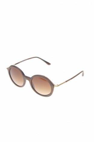 Γυαλιά ηλίου Giorgio Armani, Χρώμα Καφέ, Τιμή 93,85€