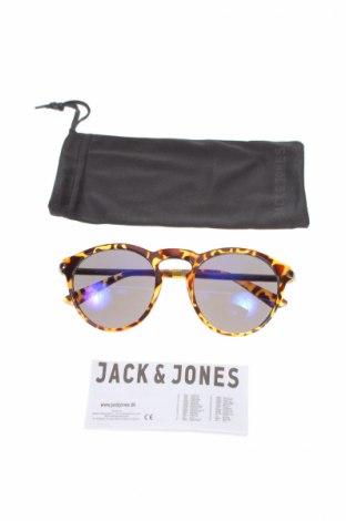 Слънчеви очила Jack & Jones, Цвят Многоцветен, Цена 27,65лв.