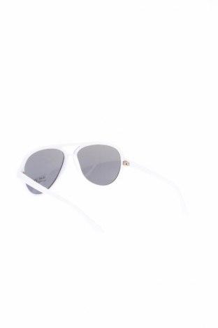 Слънчеви очила Mstrds, Цвят Бял, Цена 44,25лв.