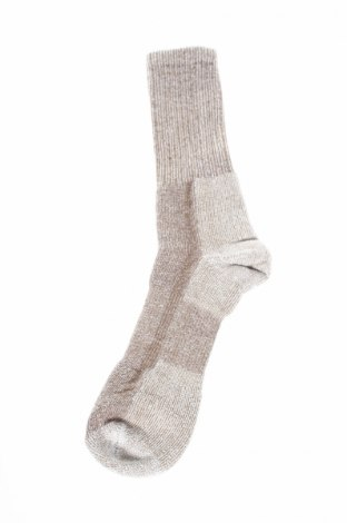 Спортни чорапи Thorlos, Размер XL, Цвят Бежов, 60% полиестер, 19% акрил, 14% полиамид, 5% еластан, Цена 19,04лв.