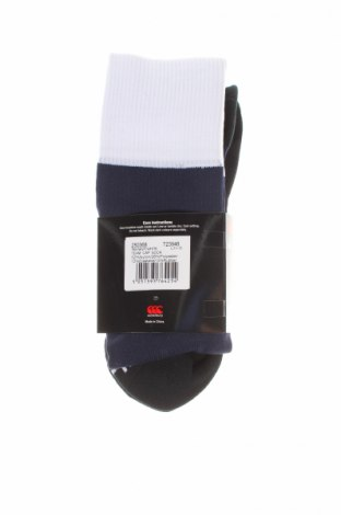 Спортни чорапи Canterbury, Размер XL, Цвят Многоцветен, 52% полиамид, 26% полиестер, 12% еластан, 10% други материали, Цена 16,80лв.