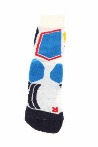 Детски спортни чорапи Falke, Размер 2-3y/ 98-104 см, Цвят Многоцветен, 45% полиестер, 20% полиакрил, 20% вълна, 15% полиамид, Цена 20,16лв.