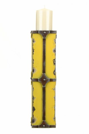 Svietnik, Farba Žltá, Cena  20,22€