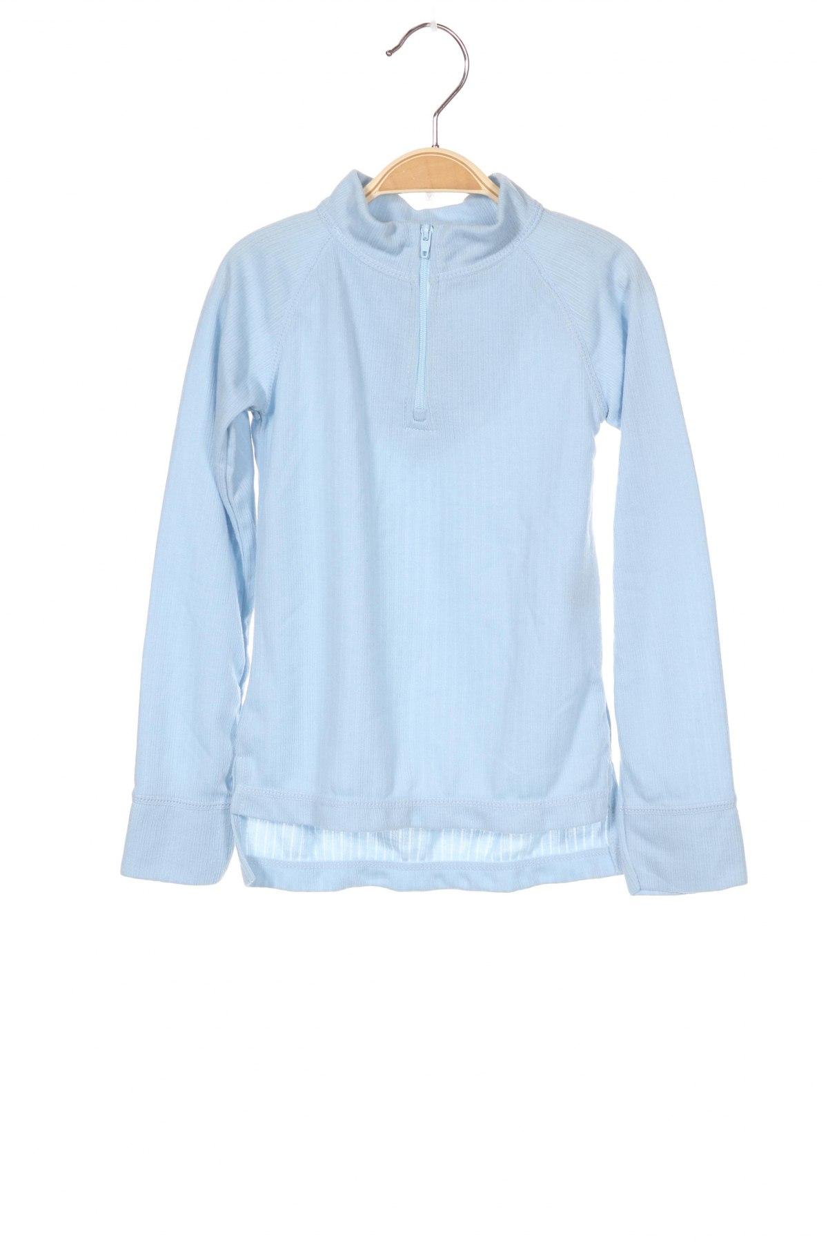 Детска спортна блуза Trespass, Размер 18-24m/ 86-98 см, Цвят Син, Полиестер, Цена 7,20лв.