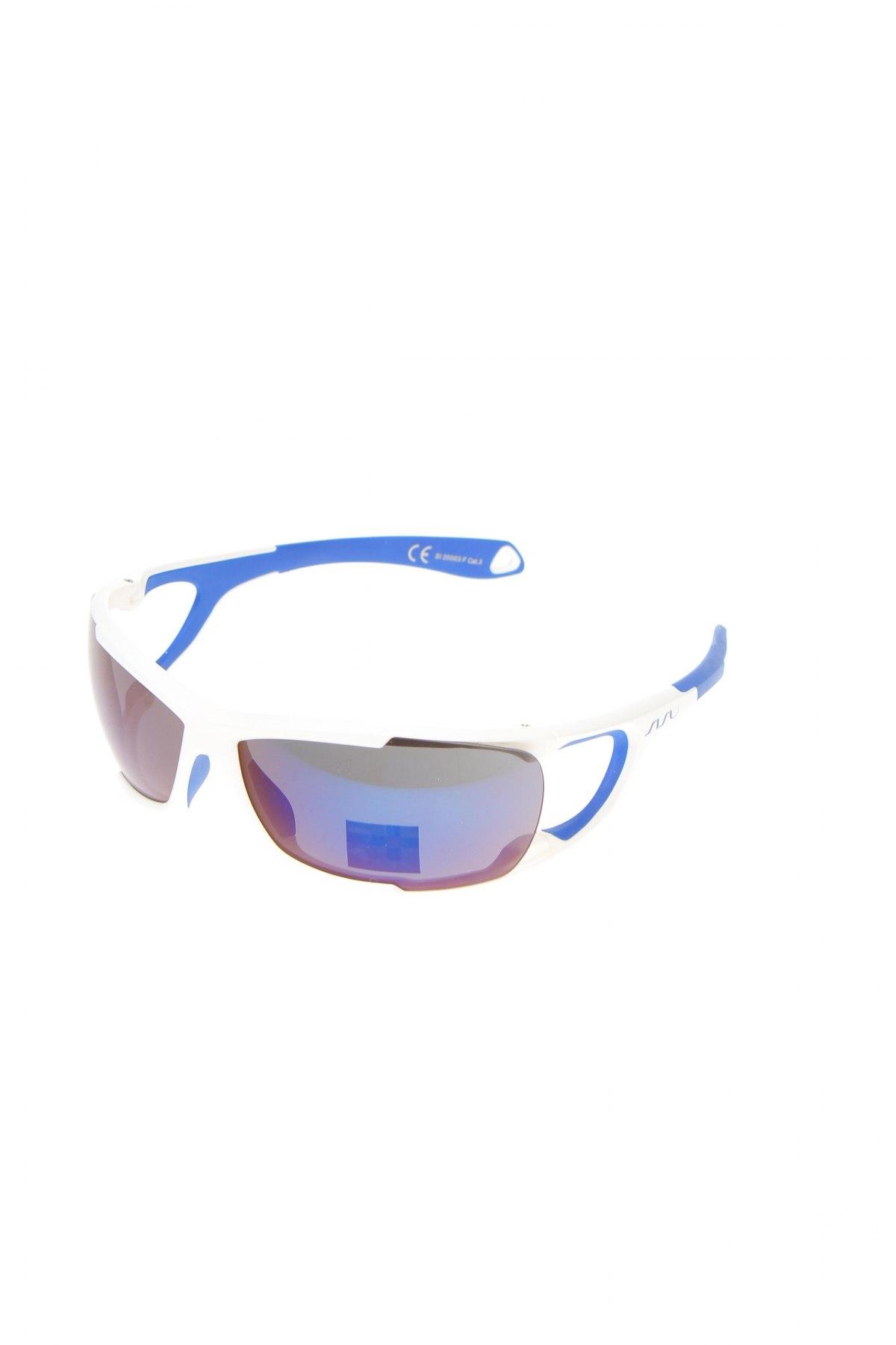 Слънчеви очила Sisu, Цвят Бял, Цена 26,70лв.
