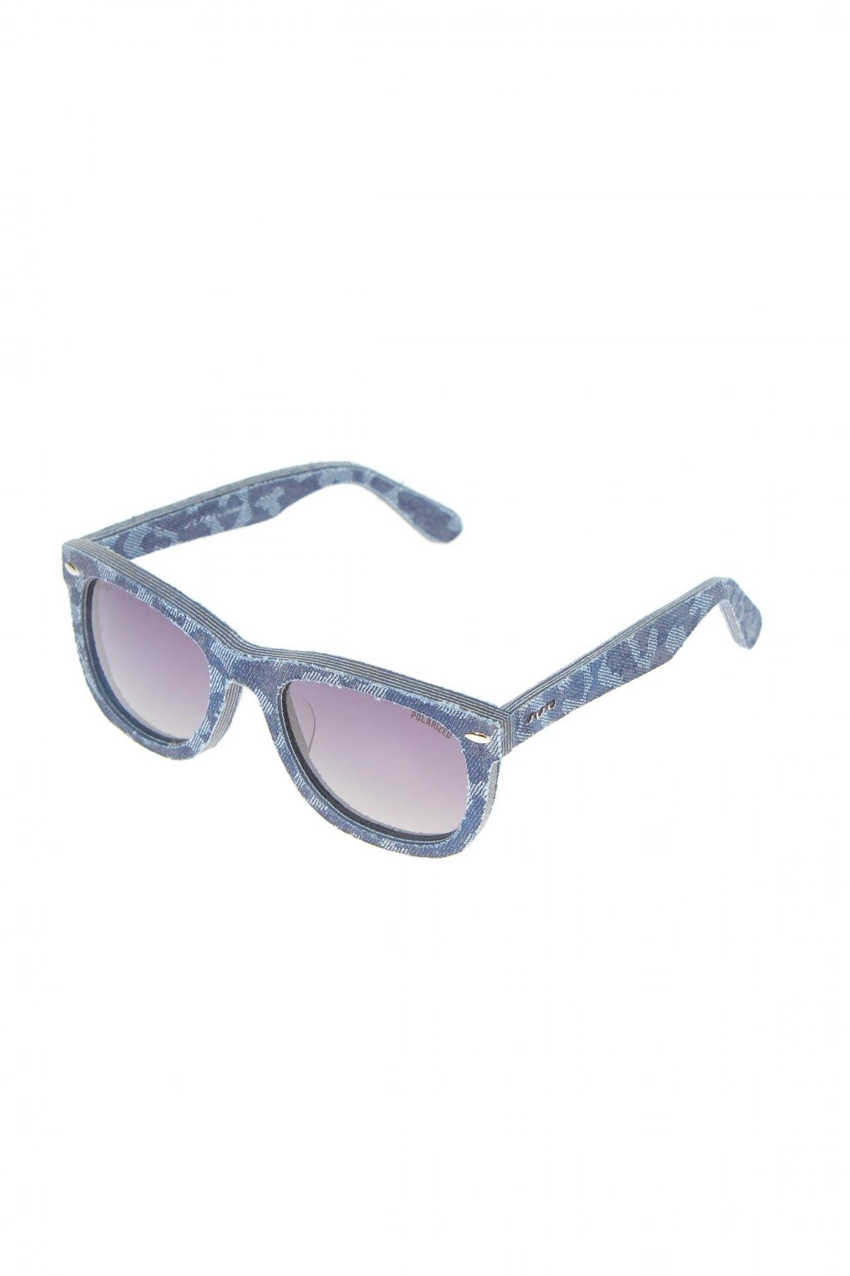 Слънчеви очила Sisu, Цвят Син, Цена 23,70лв.