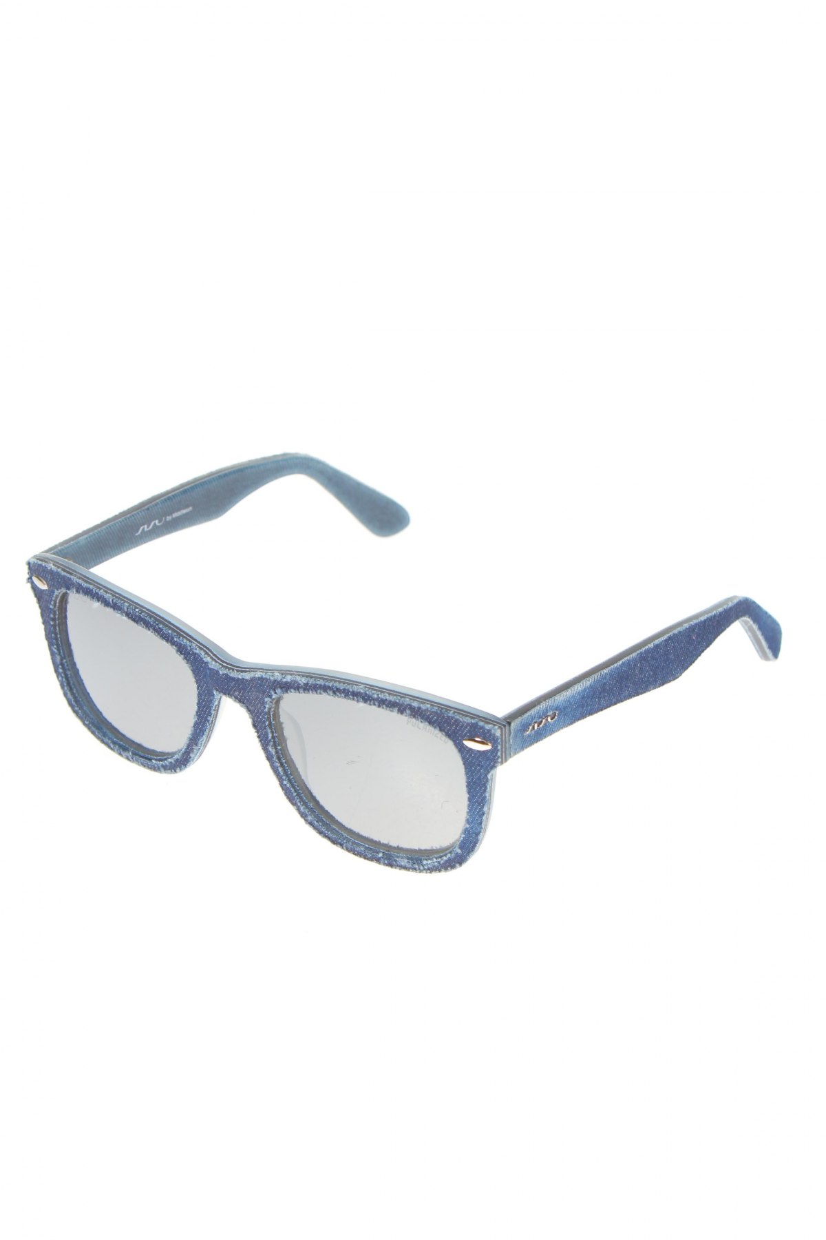 Слънчеви очила Sisu, Цвят Син, Цена 51,75лв.