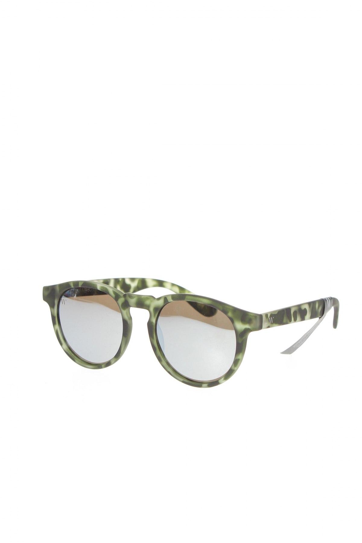 Слънчеви очила Wolfnoir, Цвят Зелен, Цена 44,25лв.