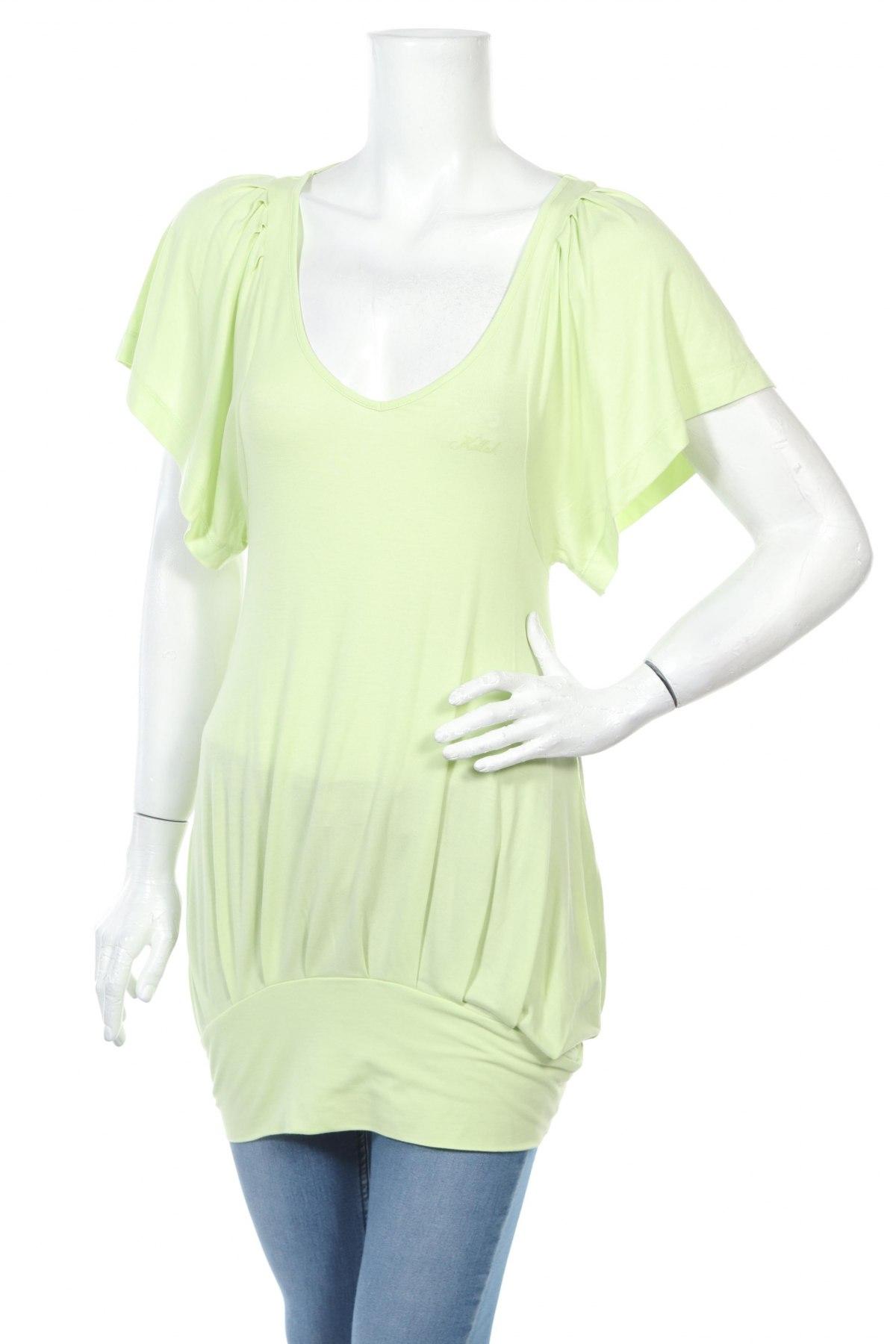 Τουνίκ Killah, Μέγεθος XS, Χρώμα Πράσινο, 94% μοντάλ, 6% ελαστάνη, Τιμή 20,24€