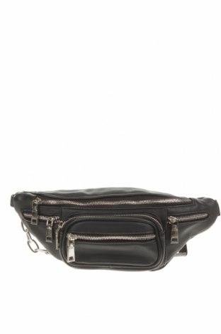 Чанта за кръст, Цвят Черен, Еко кожа, Цена 12,13лв.