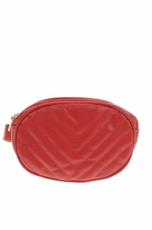 Чанта за кръст, Цвят Червен, Еко кожа, Цена 19,11лв.